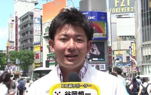 谷岡慎一アナは恋人の桑子真帆と結婚間近?イケメンと美女の関係!