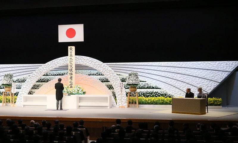3.11黙祷2017年の時間は?内閣府追悼式の場所や一般参加について!